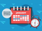 The Education Insights Calendar – New for...